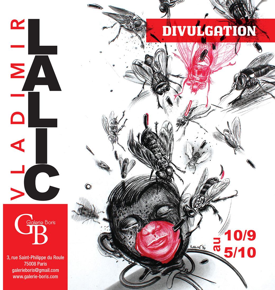 Divulgation - drawings